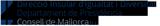 Logo Consell de Mallorca  Dirección Igualtat